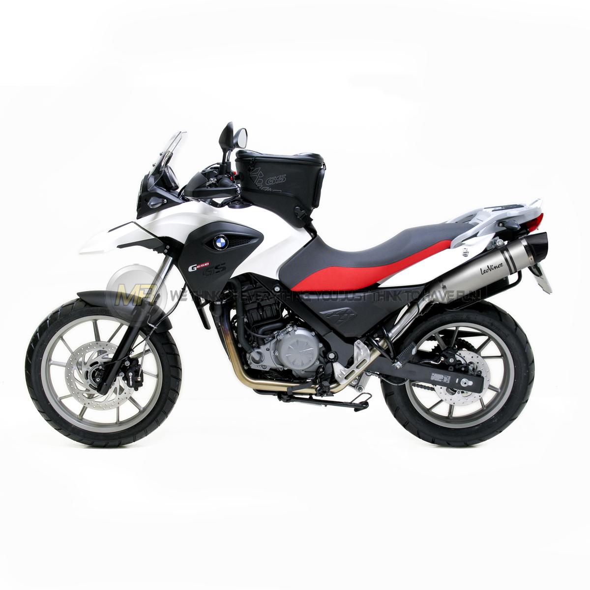 Bmw G 650 Gs Sertao 2012 12 Exhaust Leovince Lv One Evo Silencer
