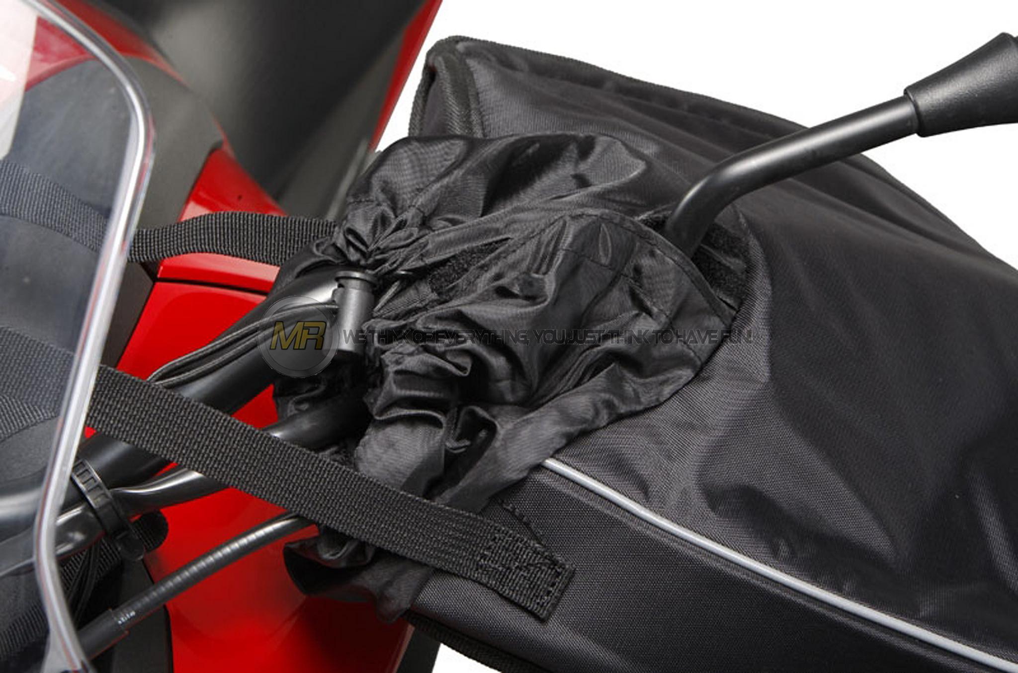 f r bmw hp4 1000 2013 handschutz handw rmer handschuhe. Black Bedroom Furniture Sets. Home Design Ideas
