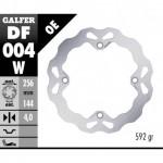 DF004W - DISCO FRENO FISSO WAVE 256x4mm HONDA NX 650 DOMINATOR ANTERIORE