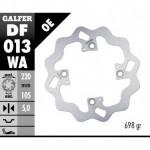 DF013WA - DISCO FRENO FISSO WAVE 220x5mm HONDA CBR 300 R ABS POSTERIORE