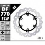 DF770FLW - DISCO FRENO FLOTTANTE WAVE (C. STEEL) 300x5mm KTM ENDURO 690 ANTERIORE
