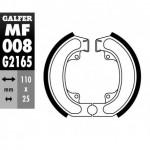 MF008G2165 - GANASCE FRENO GZ 008-HONDA POSTERIORE