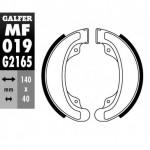 MF019G2165 - GANASCE FRENO GZ 019-HONDA POSTERIORE