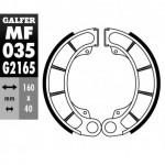 MF035G2165 - GANASCE FRENO GZ 035-HONDA POSTERIORE