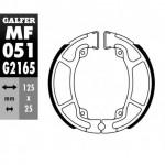 MF051G2165 - GANASCE FRENO GZ 051-HONDA POSTERIORE