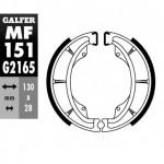 MF151G2165 - GANASCE FRENO GZ 151-KAWA/SUZUKI POSTERIORE