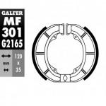 MF301G2165 - GANASCE FRENO GZ 301-SUZUKI ANTERIORE