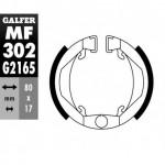 MF302G2165 - GANASCE FRENO GZ 302-SUZUKI POSTERIORE