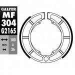 MF304G2165 - GANASCE FRENO GZ 304-SUZUKI POSTERIORE