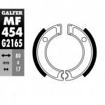 MF454G2165 - GANASCE FRENO GZ 454-YAMAHA ANTERIORE