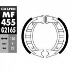 MF455G2165 - GANASCE FRENO GZ 455-YAMAHA ANTERIORE