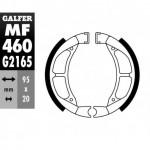 MF460G2165 - GANASCE FRENO GZ 460-YAMAHA POSTERIORE