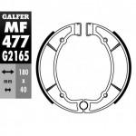 MF477G2165 - GANASCE FRENO GZ 477-HONDA POSTERIORE