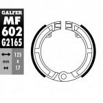 MF602G2165 - GANASCE FRENO GZ 602-MOTO VESPA ANTERIORE