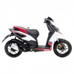 5565 - FULL SYSTEM EXHAUST LEOVINCE TOURING STEEL APPROVED