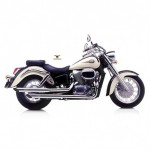 2212 - FULL SYSTEM EXHAUST SILVERTAIL K02 CHROMED STEEL APPROVED