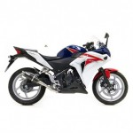 3469 - EXHAUST SLIP-ON LEOVINCE GP CORSA CARBON FIBER