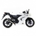 3463 - EXHAUST SLIP-ON LEOVINCE GP CORSA CARBON FIBER