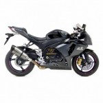 8599S - EXHAUST SLIP-ON LEOVINCE FACTORY S STAINLESS STEEL APPROVED