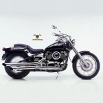 2209 - EXHAUST SLIP-ON SILVERTAIL K02 CHROMED STEEL APPROVED