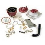 9911210 - Kit Racing di trasformazione da raffreddamento da aria ad acqua per motori Minarelli/Yamaha 50cc orizzontale