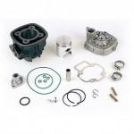 9915950 - Raccordo in alluminio per testa Piaggio Liquid Cooled