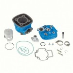 9920650 - Pistone completo D. 47,6 mm Racing Piaggio Liquid Cooled