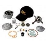 9921450 - Gruppo termico 49,5 Maxi Kit Racing per motori Minarelli AM 50cc