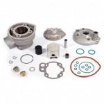 9924130 - Gruppo termico 50 TPR in alluminio per motori Minarelli AM 50cc