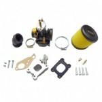 9932800 - Kit aspirazione completo per vespa PX 125/150 cc TPR collettore 360 - carburatore OKO 28