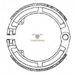 CP00209 - Coppia ceppi 125x17 Piaggio Vespa