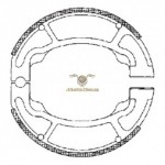 CP00248 - Coppia ceppi 125 x 25 Honda @ 125/150 cc