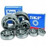 KF00100 - Cuscinetti Mozzi ciclomotore sigla: 6201 misure: 12x32x10
