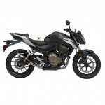 3384 - EXHAUST SLIP-ON LEOVINCE GP CORSA CARBON FIBER
