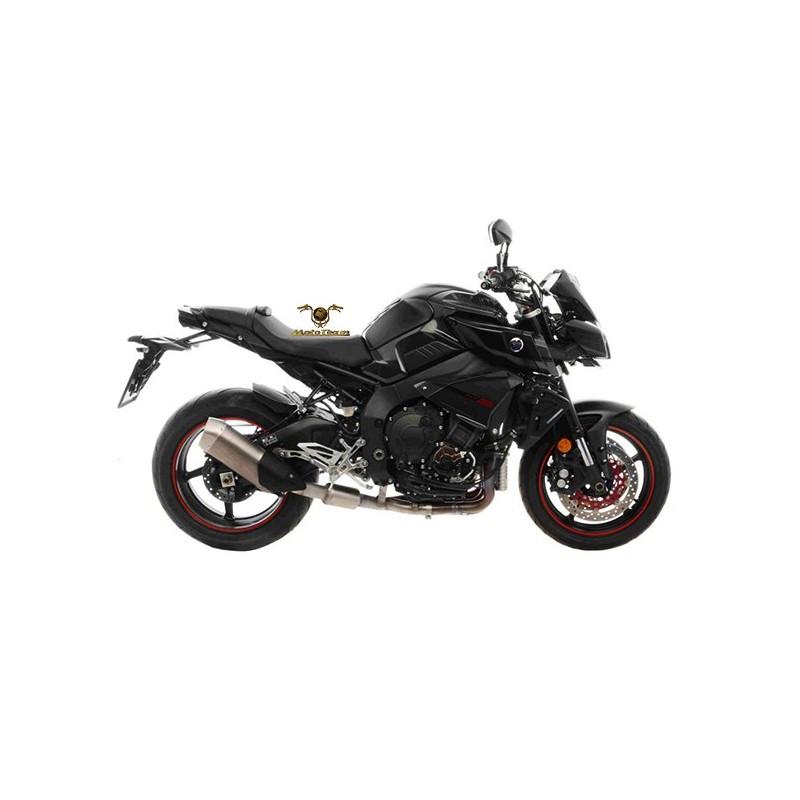 Raccordo elimina catalizzatore Leovince Yamaha Mt 10//Fz 10//Mtn 1000 2016 /> 2019