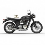 15003 - EXHAUSTS SLIP-ON LEOVINCE CLASSIC RACER STAINLESS STEEL APPROVED