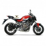 15107 - FULL SYSTEM EXHAUST LEOVINCE GP DUALS STAINLESS STEEL 2/1 APPROVED