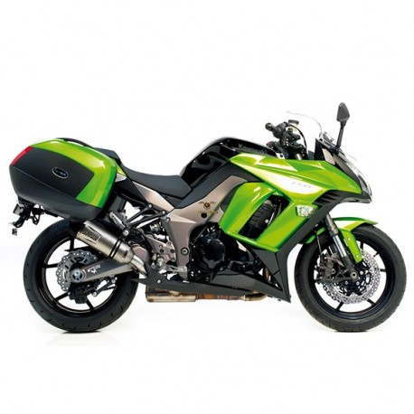 8496E - EXHAUSTS SLIP-ON LEOVINCE LV ONE EVO STAINLESS STEEL APPROVED