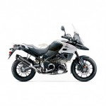 14047 - EXHAUST SLIP-ON LEOVINCE NERO STAINLESS STEEL APPROVED
