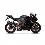 14227S - FULL SYSTEM EXHAUST LEOVINCE FACTORY S CARBON FIBER 4/2/1