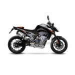 14255S - EXHAUST SLIP-ON LEOVINCE FACTORY S STAINLESS STEEL APPROVED